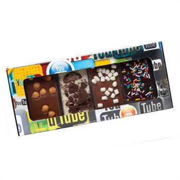 Assorted Chocolate Bark Gift Box