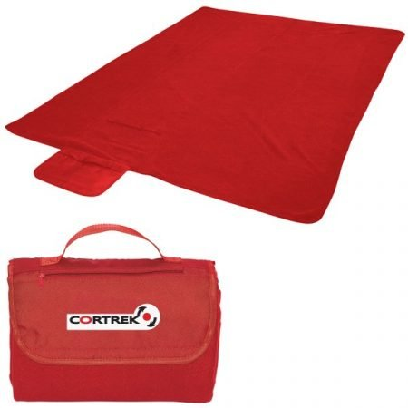 Blanket with Carry Bag