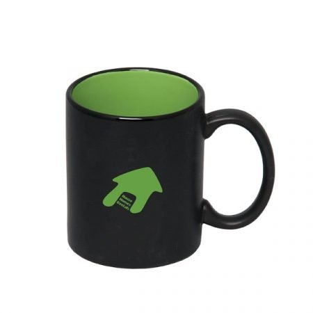 Fuzion Two-Tone Coffee Mug