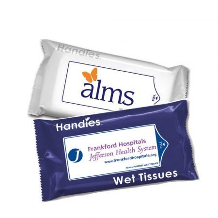 Antibacterial Promotional Wet Wipes