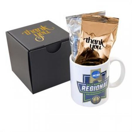 Gourmet Tea Custom Mug Gift Set