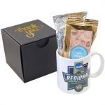 Hot Chocolate Custom Mug Gift Set