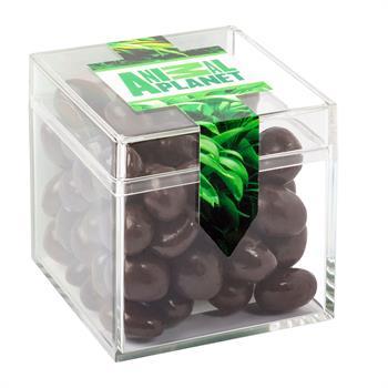 Dark Chocolate Almonds Custom Sweet Box
