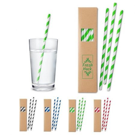 Custom Reusable Straws