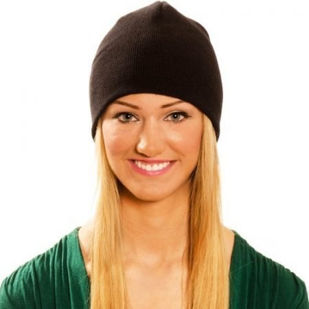 Embroidered Promotional Knit Beanie
