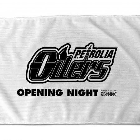 "Custom Rally Towels - 12"" x 18"""