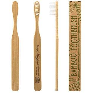 Custom Bamboo Toothbrush