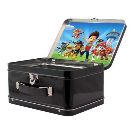 Retro Custom Metal Lunch Box