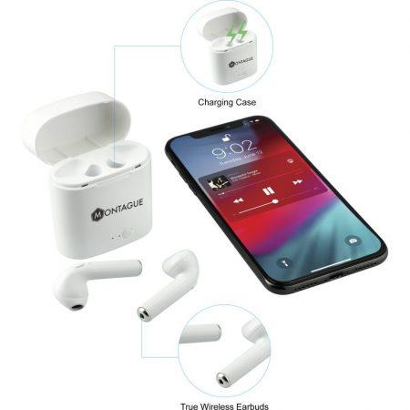Bawl True Wireless Auto Pairing Earbuds