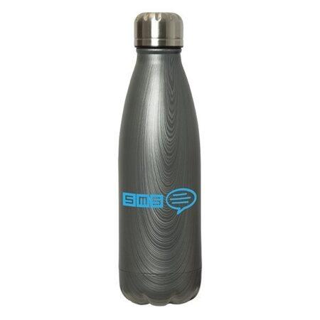 Rockit Top Custom Stainless Steel Bottle - 17oz.
