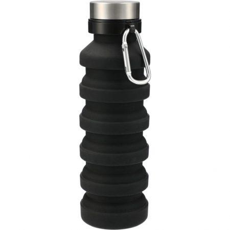 Zigoo Silicone Custom Collapsible Bottle - 18oz