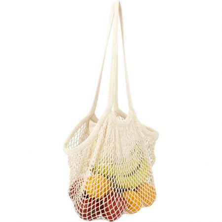 Custom Market Mesh Tote Bag