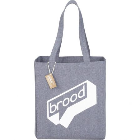Recycled Grocery Custom Cotton Tote