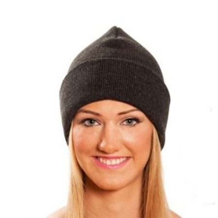 Embroidered Promotional Knit Beanie w/ Cuff
