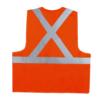 Custom Printed Reflective Safety Vest