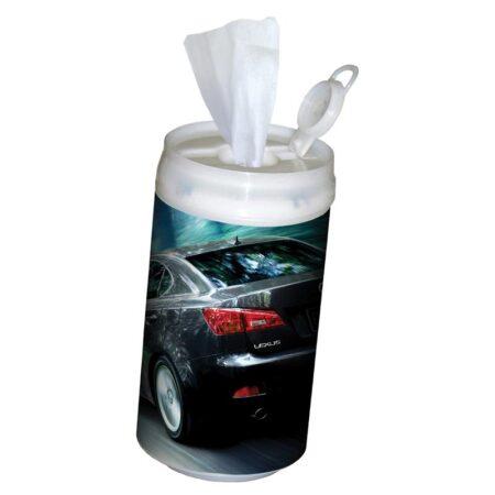 Custom Antibacterial Wipes Sanitizer