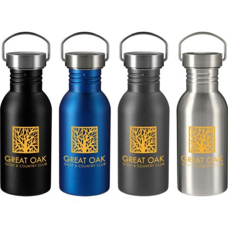 Thor Stainless Custom Sports Bottle - 20 oz.