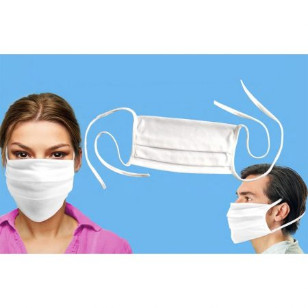 Reusable Washable Cloth Face Mask (Blank)