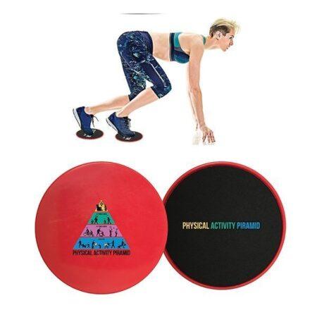 Custom Exercise Slider Discs