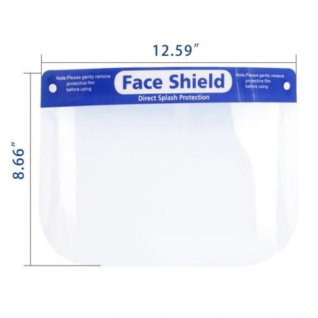 Protective Face Shield - Blank