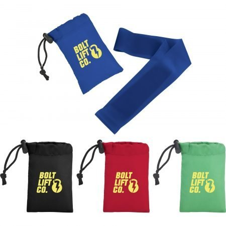 Resistance Bands w/ Custom Pouch