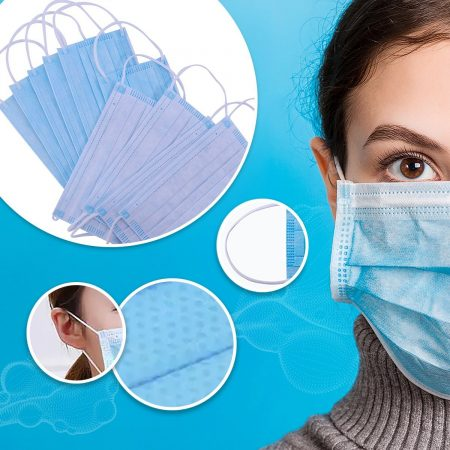Protective Disposable Face Masks