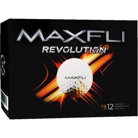 Maxfli Revolution Custom Golf Balls