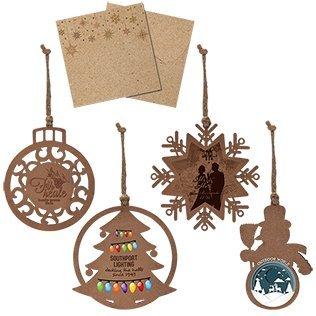 Wood Custom Ornament