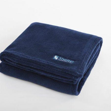 Custom Soft Touch Velour Blanket