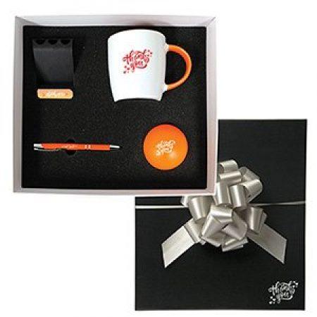 Work From Home Custom Gift Set