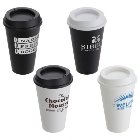 Sustainable Material Custom To-Go Cup - 17 oz.