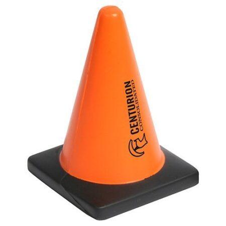 Custom Construction Cone Stress Reliever