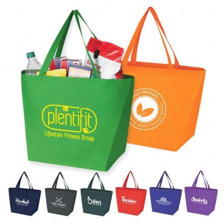 Reusable Non-Woven Custom Shopping Tote Bag
