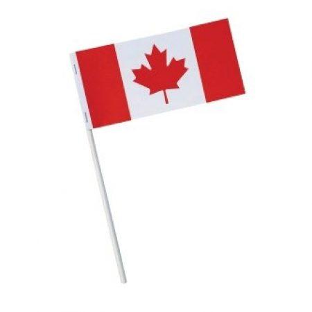 Stock Canada Flag