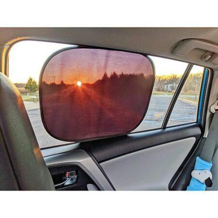 Custom 4-Piece Car Sun Shade