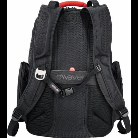 """Custom elleven™ Vapor TSA 17"""" Computer Backpack"""