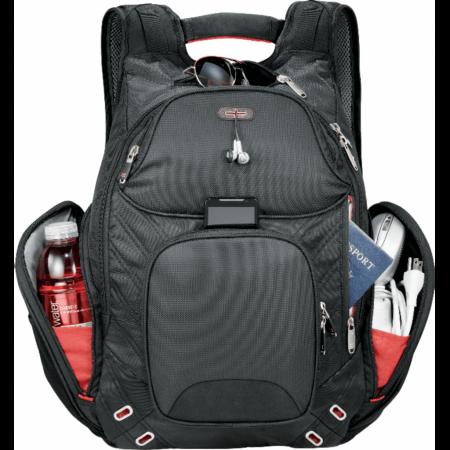 """Custom elleven™ Amped TSA 17"""" Computer Backpack"""