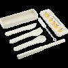 Custom Eco Friendly Plastic Utensil Set