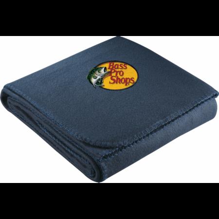 "Custom Cozy Fleece Blanket - 50 x 60"""