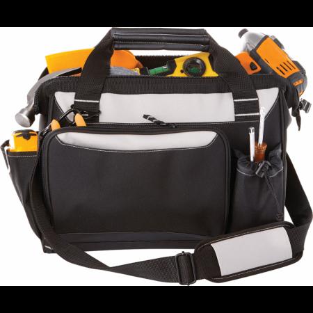 """Custom Built2Work 14"""" Molded Base Tool Bag"""
