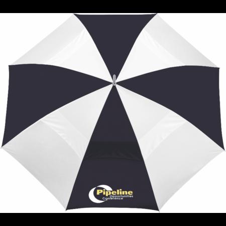 """Custom 60"""" Vented Golf Umbrella"""