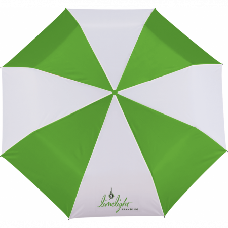 "Custom 42"" Folding Umbrella"