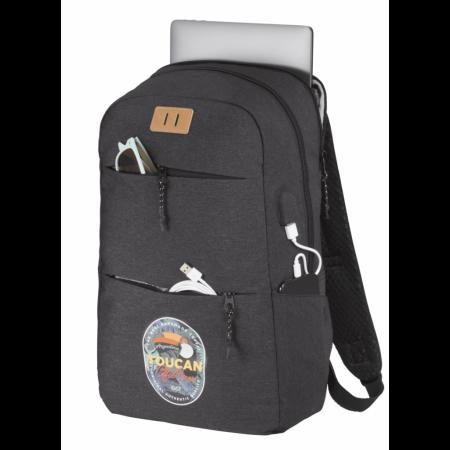 "Custom NBN Linden 15"" Computer Backpack"