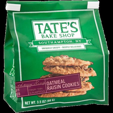 Custom Tate's Cookies 3.5 oz Bag