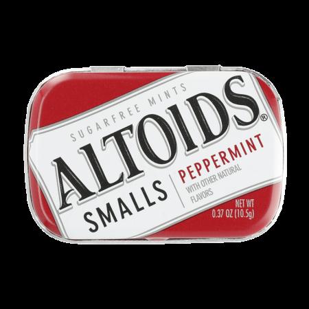 Custom Altoids Small Peppermint .37 oz Tin