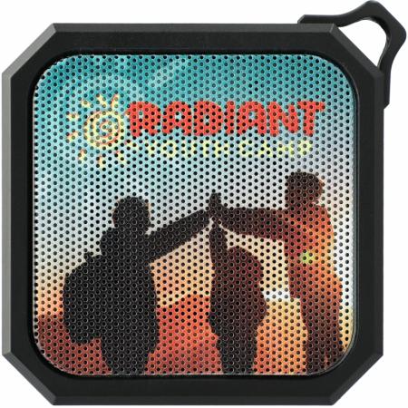 Custom Blackwater Outdoor Waterproof Bluetooth Speaker