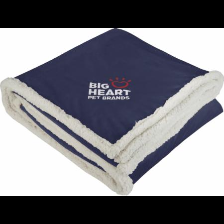 Custom Field & Co. Sherpa Blanket