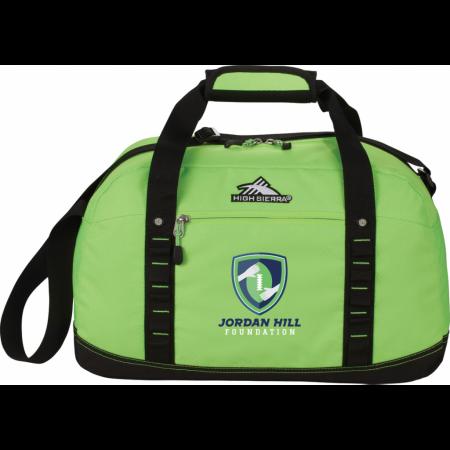 "Custom High Sierra® Free Throw 21.5"" Duffel Bag"