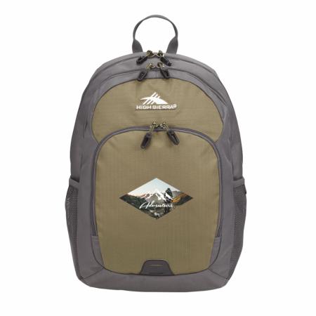 """Custom High Sierra Diao 15"""" Computer Backpack"""
