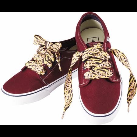 "Custom Full Color Shoelaces - 3/4""W x 27""L"